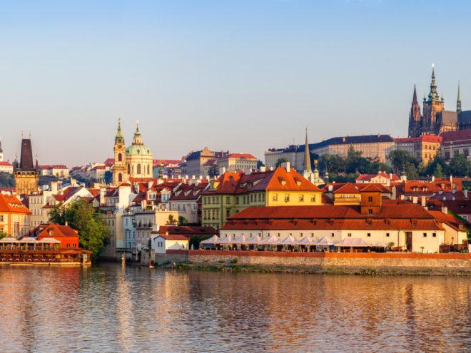 Czechy - Praga 3 dni