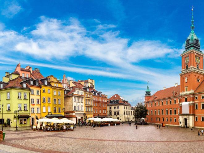 Warszawa - 3 dni