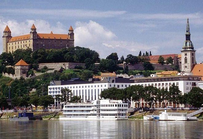 Słowacja - Zamek Bojnice - Bratysława