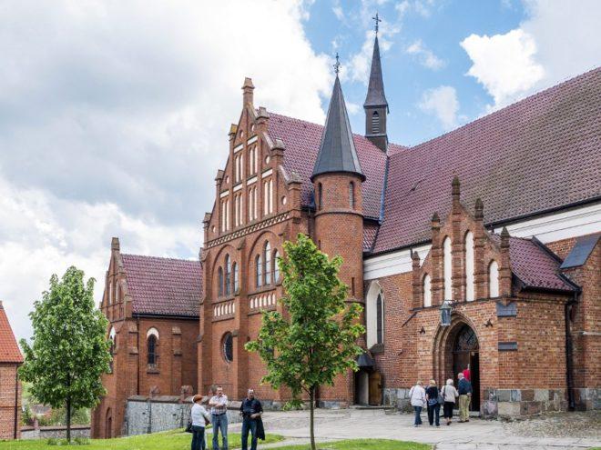 Warszawa - Gietrzwałd - Toruń - Kalisz