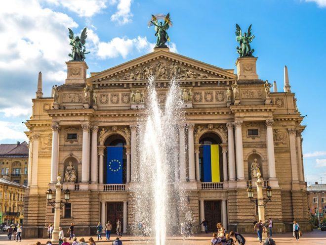 Ukraina - Lwów 3 dni