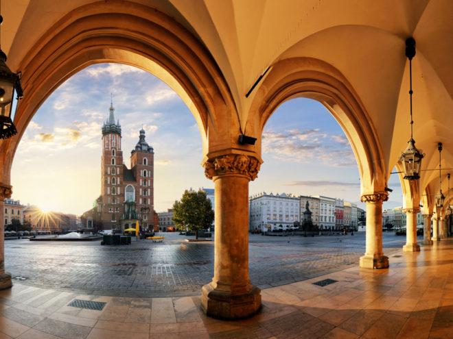 Kraków stolica Małopolski