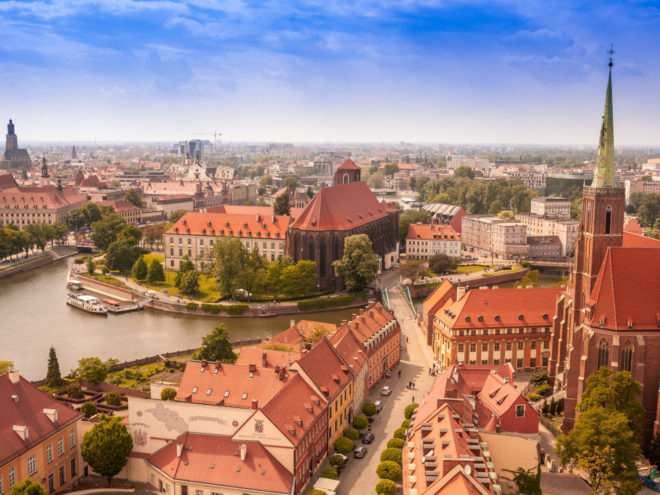 Magiczny Wrocław